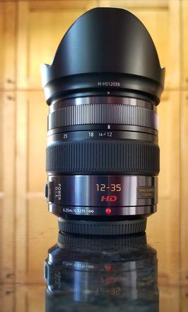 Panasonic 12-35mm / f2.8
