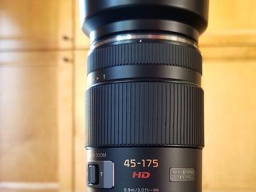 Panasonic 45-175mm / f4-5.6