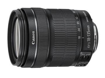 Rent: Canon 18-135mm IS STM Lens - Black
