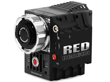 Rent: RED Scarlet Dragon - Light Package