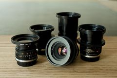 Rent: Leica R set of 5 Lenses - EF Mount