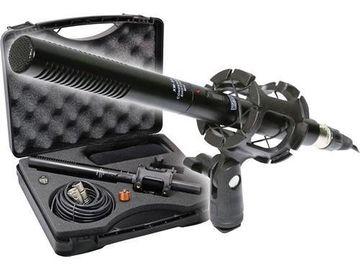 VidPro XM-55 Condenser Shotgun Mic
