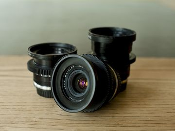 Rent: Leica R cinemod lenses - EF Mount