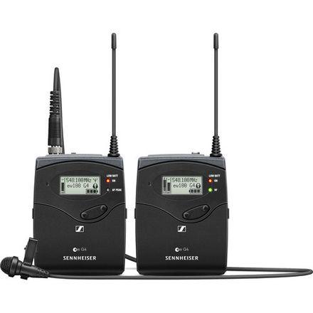 Sennheiser G4 Wireless Lav Kit