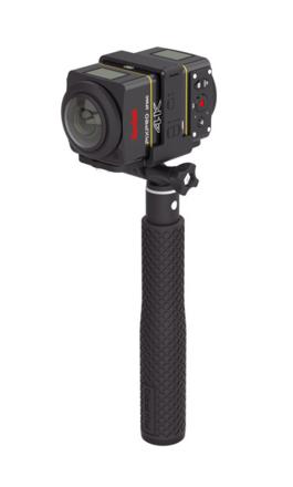Virtual Reality 4K Kodak VR rig