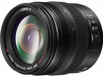 Panasonic Lumix G X Vario 12-35mm f/2.8 POWER O.I.S. Lens