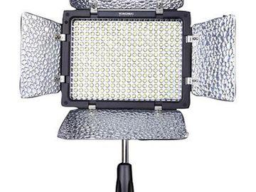 Yongnuo YN-300 II 3200-5500K Dimmable LED Video Light