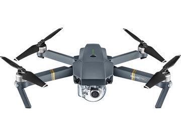 DJI Mavic Pro 4k with extra battery - ready to fly