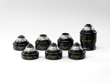 Cooke Speed Panchros rehoused by TLS