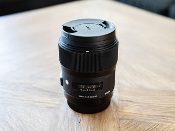 Sigma 35mm f/1.4 DG HSM Art