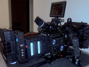 RED Epic-MX 5K X's 3 FULL CAMERA PACKAGES