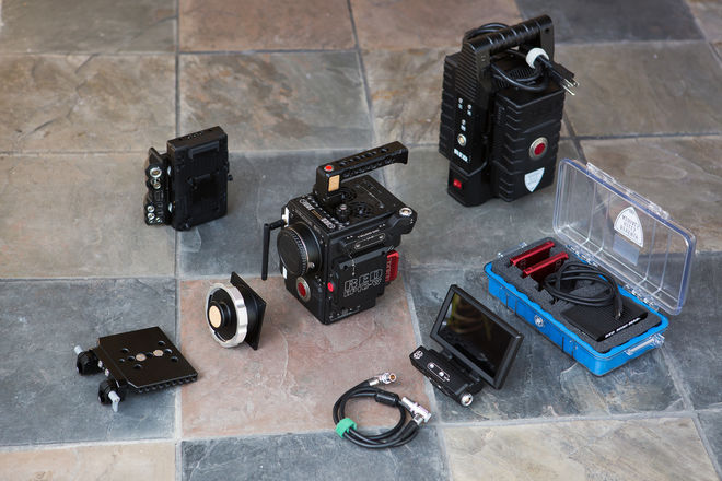 RED EPIC-W COMPLETE PACKAGE