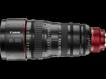 Rent: Canon CN-E 30-300 EF