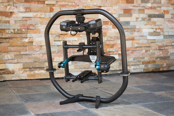 Freefly Movi Pro w/ IgniteDigi Tilt Offsets + Accessories