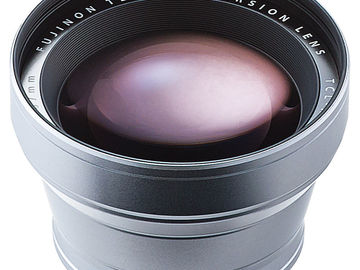 Rent: Fujifilm TLC-X100 Tele Conversion Lens