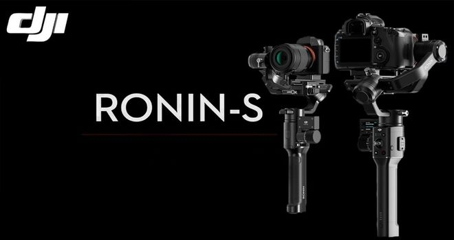 Rent NEW DJI Ronin-S