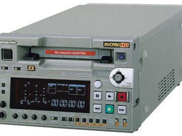 Rent: Panasonic AJ-HD1400 DVCPro HD VTR