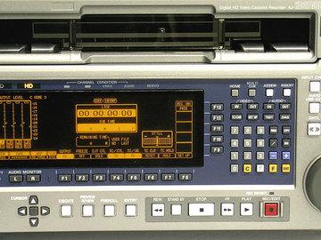 Rent: Panasonic AJ-HD3700B D-5 VTR