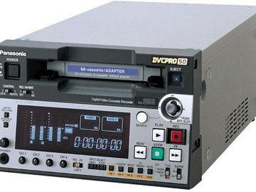 Rent: Panasonic AJ-SD93 DVCPro Deck
