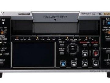 Rent: Sony HVR-M35U