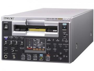 Rent: Sony HVR-1500A HDV VTR