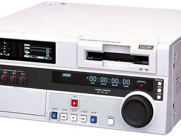 Rent: Sony DSR-1800 DVCAM Deck