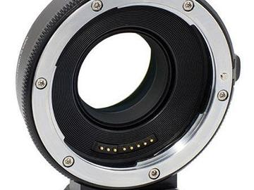 Rent: Metabones Speedbooster Canon EF to m 4/3 with autofocus