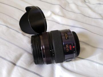 Panasonic Lumix G X Vario 12-35mm f/2.8 Lens