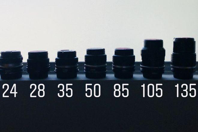 NIKKOR PRIMES 24, 28, 35, 50, 85, 105, 135, 2X