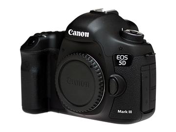 Rent: Canon EOS 5D Mark III Camera Kit