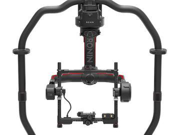 Rent: DJI Ronin 2 3-Axis Handheld/Aerial Gimbal Stabilizer