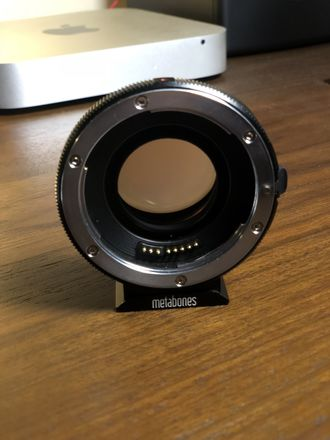 Metabones Canon EF to Sony E SpeedBooster ULTRA 0.71x