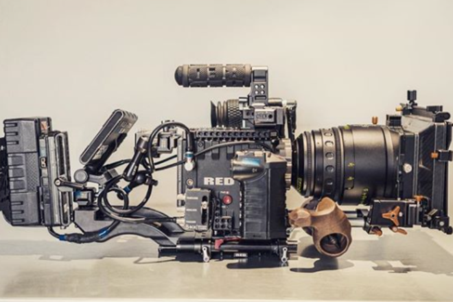Full Package RED Epic Dragon 6K