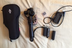 Rent: DJI OSMO Package