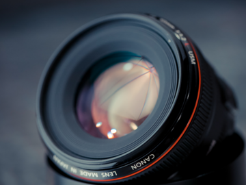 Rent: Canon EF 50mm f/1.2L USM Lens Mount EOS EF