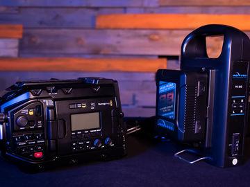 Blackmagic URSA Mini Pro (ready to shoot kit NO LENS)