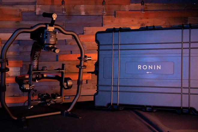 DJI Ronin 2 professional combo (w/4 batteries) Fly 30LBS!
