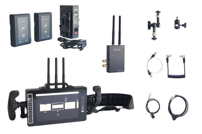SmallHD 703 Bolt Wireless Director's Monitor Kit