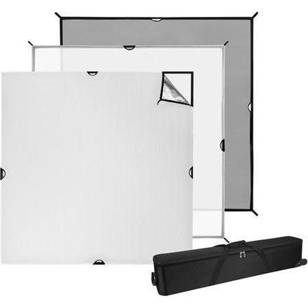 Rent a Wescott scrim Jim 4x4 break down frame with rags | ShareGrid ...