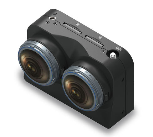 Z Cam K1 Pro VR 180 Camera with external battery