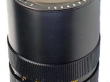 Rent: Leica Elmarit-R I 135mm f/2.8