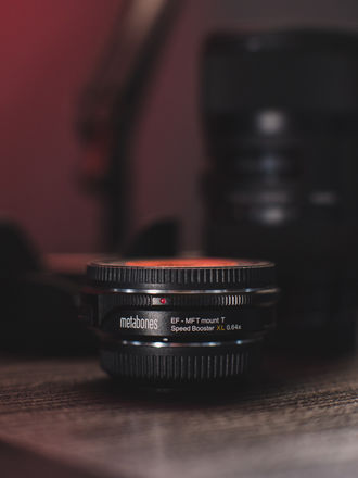 Metabones Canon EF Lens to MFT T Speed Booster XL 0.64x