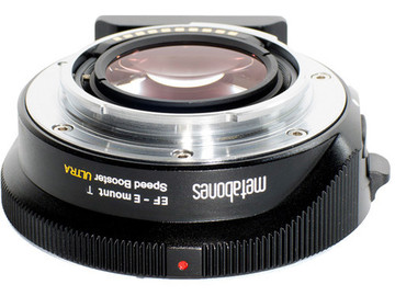 Rent: Metabones T Speed Booster Ultra 0.71x Adapter for Canon Full