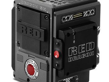 RED Scarlet-W 5K Brain