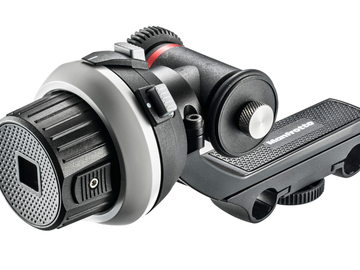 Rent: Manfrotto Follow Focus MVA511FF REVERSIBLE 15mm