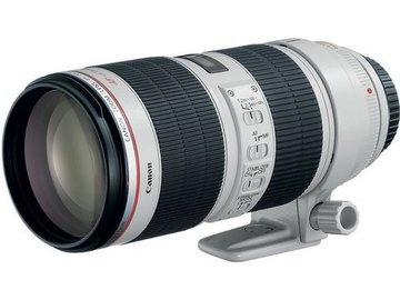 Canon 70-200 mm f/2.8 II IS L Series - (1 of 2)