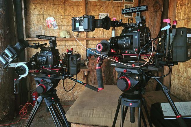 2X Canon EOS C200bs W/ Accesories