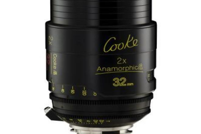 Cooke 32mm T2.3 Anamorphic/i Prime Lens