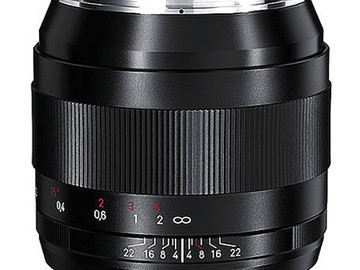 Rent: Zeiss ef (28,35,50,85)