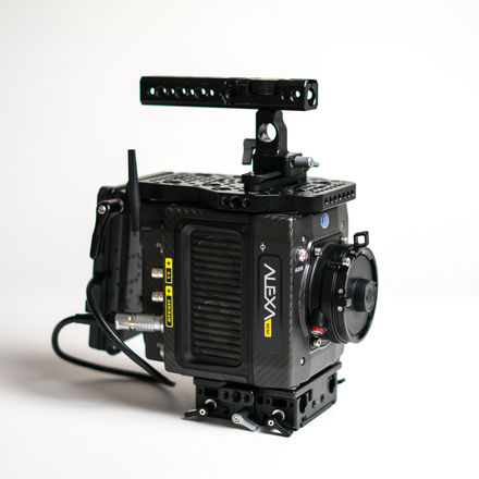 ARRI Alexa Mini Body with EVF, Media, and Power